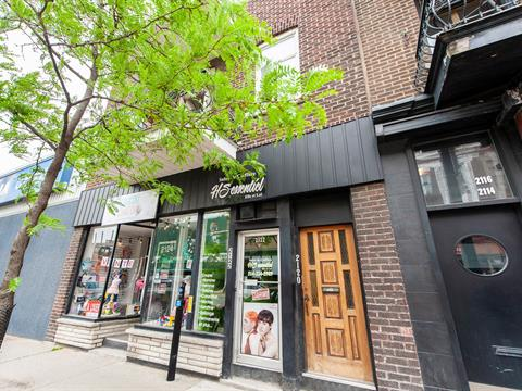 Quadruplex for sale in Le Plateau-Mont-Royal (Montréal), Montréal (Island), 2120 - 2124, Avenue du Mont-Royal Est, 11272411 - Centris.ca