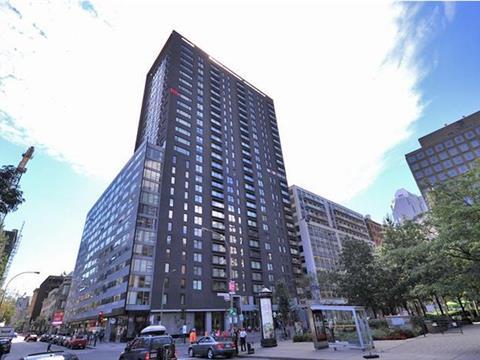 Condo / Apartment for rent in Ville-Marie (Montréal), Montréal (Island), 350, boulevard  De Maisonneuve Ouest, apt. 611, 15676236 - Centris