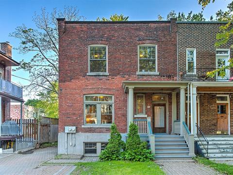 House for sale in Côte-des-Neiges/Notre-Dame-de-Grâce (Montréal), Montréal (Island), 2020, Avenue  Grey, 13695631 - Centris