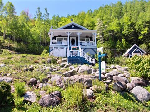 Maison à vendre à L'Anse-Saint-Jean, Saguenay/Lac-Saint-Jean, 412, Lac de Saint-Fiacre, 11977583 - Centris