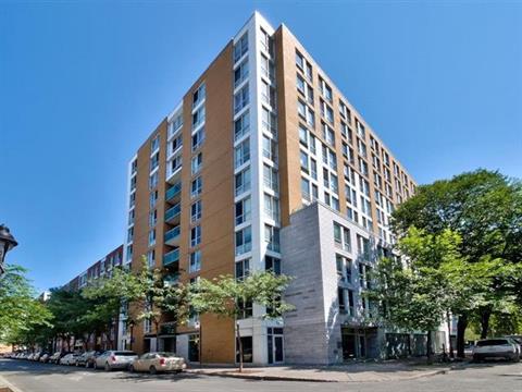 Condo / Apartment for rent in Ville-Marie (Montréal), Montréal (Island), 88, Rue  Charlotte, apt. 502, 10833552 - Centris