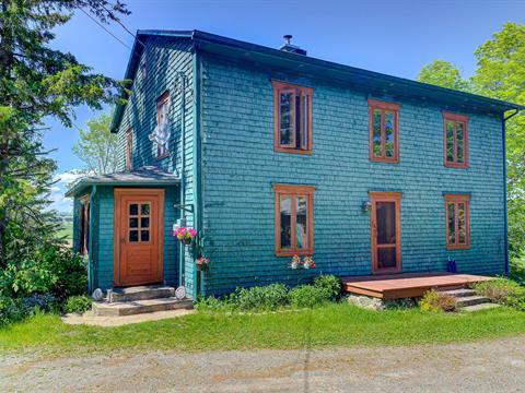 Maison à vendre à Saint-Charles-de-Bellechasse, Chaudière-Appalaches, 5396, Rang  Sud-Est, 10705728 - Centris