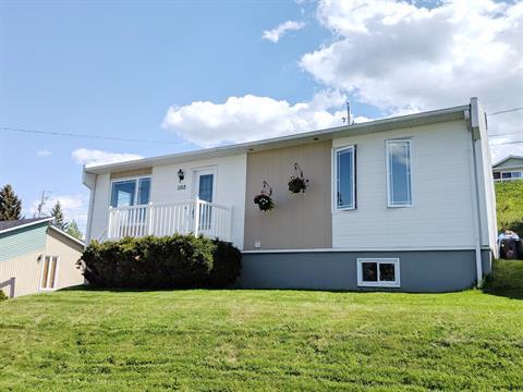 Maison à vendre à La Baie (Saguenay), Saguenay/Lac-Saint-Jean, 1193, Avenue  Arthur-Beaulieu, 28951904 - Centris