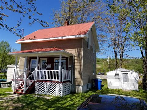 House for sale in Sayabec, Bas-Saint-Laurent, 1, Rue  Millier, 25255589 - Centris.ca