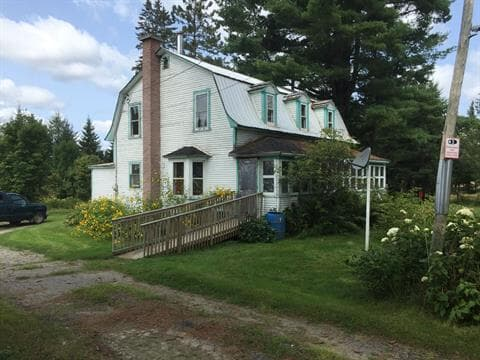 Hobby farm for sale in Nominingue, Laurentides, 2361, Chemin des Pinsons, 18625631 - Centris