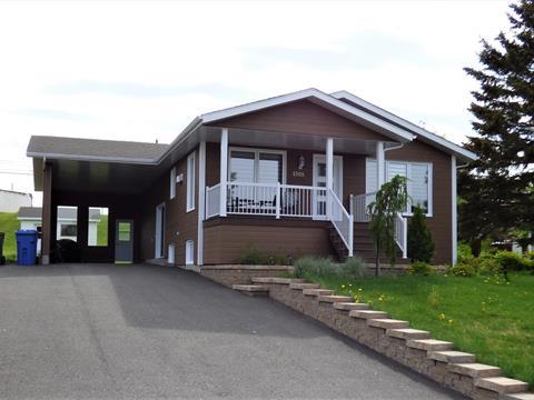 House for sale in Saint-Félicien, Saguenay/Lac-Saint-Jean, 1505, Rue  Saint-Georges, 22089621 - Centris