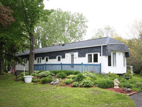 Mobile home for sale in Saint-Cyprien-de-Napierville, Montérégie, 282, Rang des Patriotes Nord, 23467370 - Centris