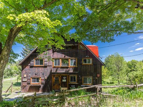 Fermette à vendre à Bolton-Ouest, Montérégie, 43, Chemin  Fuller, 18328568 - Centris.ca