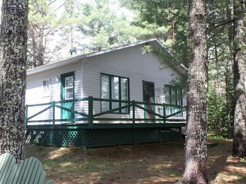 Maison à vendre à Chertsey, Lanaudière, 4520, Avenue  Ouareau, 26980867 - Centris
