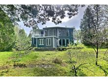 Maison à vendre à Saint-David-de-Falardeau, Saguenay/Lac-Saint-Jean, 7, Chemin du Lac-Caché, 22344604 - Centris.ca