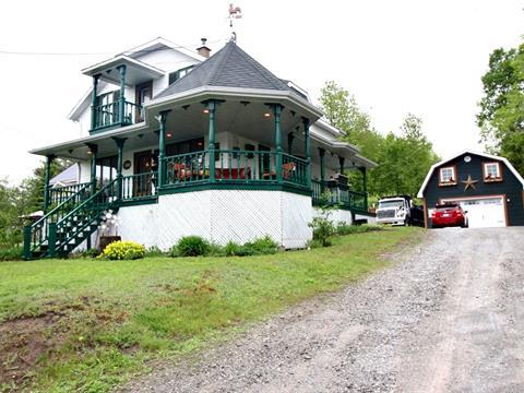 Maison à vendre à Pohénégamook, Bas-Saint-Laurent, 1330, Chemin  Guérette, 20804238 - Centris.ca