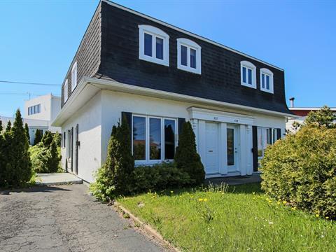Maison à vendre à Rimouski, Bas-Saint-Laurent, 527, Rue  Élisabeth, 18388522 - Centris