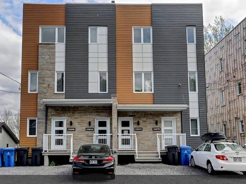 Condo / Appartement à louer à Sainte-Foy/Sillery/Cap-Rouge (Québec), Capitale-Nationale, 3307A, Chemin  Saint-Louis, 28688819 - Centris