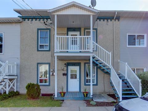 Duplex à vendre à Trois-Rivières, Mauricie, 73 - 75, Rue  Saint-Henri, 27308379 - Centris