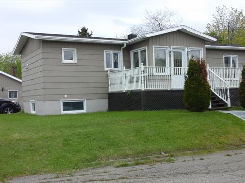 Maison à vendre à Cap-Chat, Gaspésie/Îles-de-la-Madeleine, 2, Rue  Firmin, 12561292 - Centris