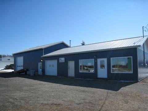 Bâtisse industrielle à vendre à Matane, Bas-Saint-Laurent, 10, Chemin des Bassins, 23112148 - Centris