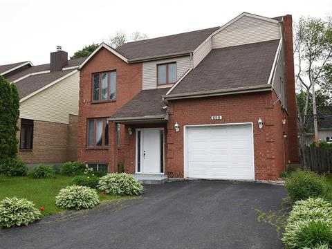 Maison à vendre à Brossard, Montérégie, 600, Rue  Ravel, 23540657 - Centris