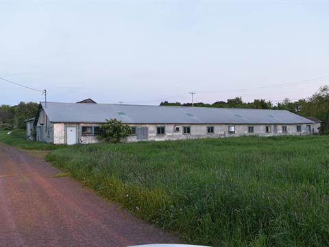 Hobby farm for sale in L'Islet, Chaudière-Appalaches, Chemin des Pionniers Ouest, 11115274 - Centris.ca