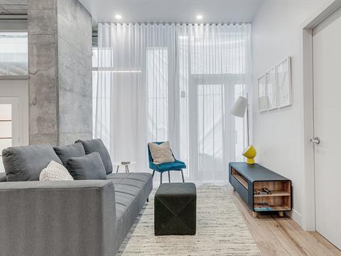 Condo / Apartment for rent in Ville-Marie (Montréal), Montréal (Island), 2061, Rue  Stanley, apt. 1703, 20801958 - Centris