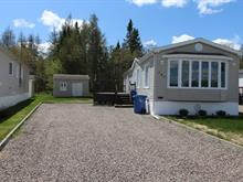 Mobile home for sale in Dolbeau-Mistassini, Saguenay/Lac-Saint-Jean, 297, Rue  Lamontagne, 16403287 - Centris