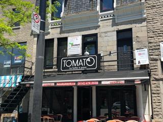 Triplex à vendre à Montréal (Le Plateau-Mont-Royal), Montréal (Île), 4319, Rue  Saint-Denis, 19862865 - Centris.ca
