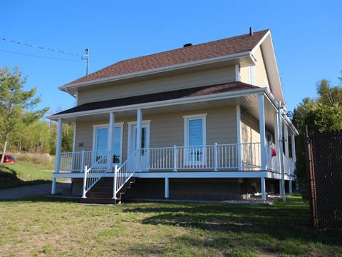 House for sale in Hébertville, Saguenay/Lac-Saint-Jean, 287, Rang du Lac-Vert, 10197064 - Centris