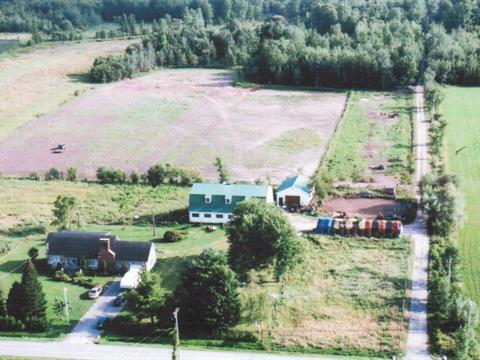 Fermette à vendre à Havelock, Montérégie, 678, Chemin  Cowan, 11770288 - Centris.ca