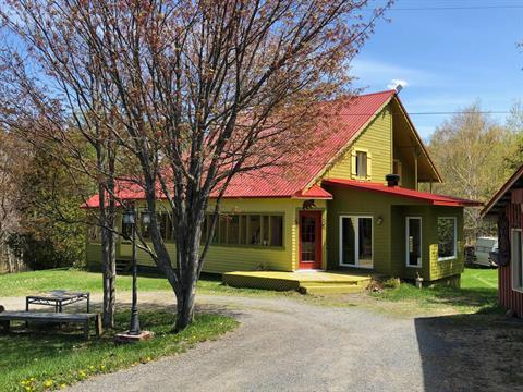 Hobby farm for sale in Saint-Mathieu-de-Rioux, Bas-Saint-Laurent, 117, Route du 5e-Rang, 26828795 - Centris.ca