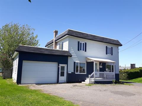 Maison à vendre à Saint-Agapit, Chaudière-Appalaches, 1306, Rang des Pointes, 23884271 - Centris.ca