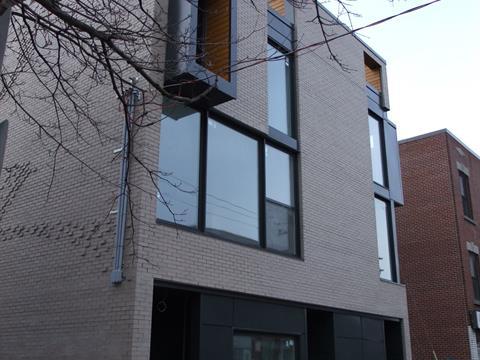 Condo for sale in Rosemont/La Petite-Patrie (Montréal), Montréal (Island), 1019, Rue  Saint-Zotique Est, 14326595 - Centris.ca