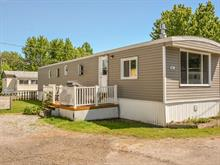 Mobile home for sale in Saint-Jean-sur-Richelieu, Montérégie, 61, Rue  Jacqueline, 11167654 - Centris.ca