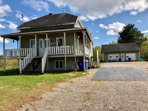 Maison à vendre à Labrecque, Saguenay/Lac-Saint-Jean, 1970, 5e Rang, 27457410 - Centris