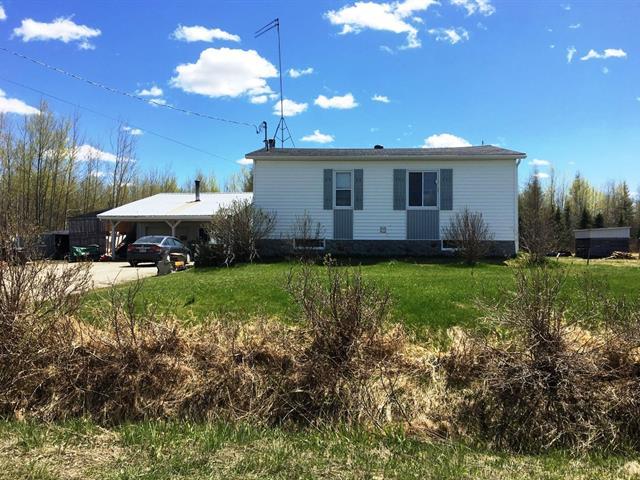 Maison à vendre à Lac-Chicobi, Abitibi-Témiscamingue, 996, Chemin des Rangs 6 et 7, 15942276 - Centris.ca