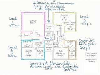 Bâtisse commerciale à louer à Québec (Sainte-Foy/Sillery/Cap-Rouge), Capitale-Nationale, 7636, boulevard  Wilfrid-Hamel, local 2, 22319314 - Centris.ca