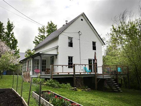 Chalet à vendre à Cookshire-Eaton, Estrie, 49, Rue  Principale Nord, 10962728 - Centris.ca