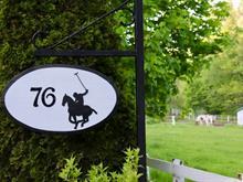 Hobby farm for sale in Rigaud, Montérégie, 76, Chemin  Park, 11994389 - Centris.ca
