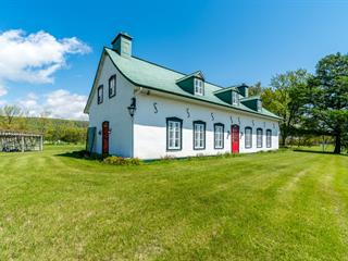 House for sale in Saint-Joachim, Capitale-Nationale, 132, Chemin du Cap-Tourmente, 12552149 - Centris.ca