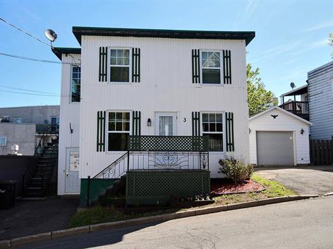 Duplex for sale in Desjardins (Lévis), Chaudière-Appalaches, 3 - 3A, Rue  Saint-Léon, 16355339 - Centris.ca