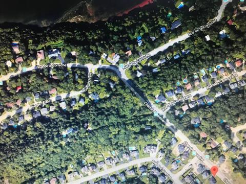 Terrain à vendre à Les Chutes-de-la-Chaudière-Ouest (Lévis), Chaudière-Appalaches, 373, Chemin  Forestier, 23366411 - Centris.ca