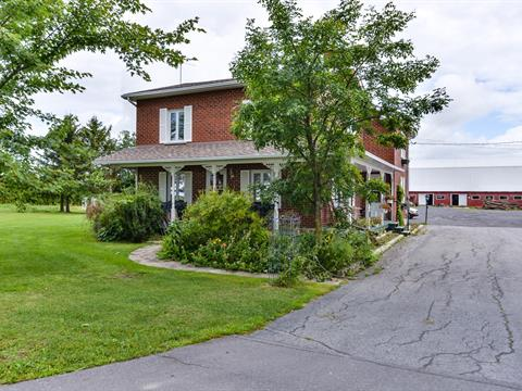 House for sale in Sainte-Justine-de-Newton, Montérégie, 750 - 754, 3e Rang, 22458932 - Centris.ca