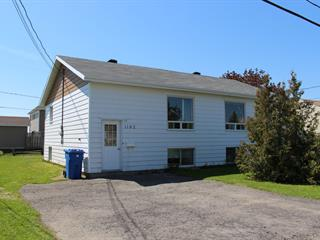 Duplex for sale in Mont-Joli, Bas-Saint-Laurent, 1160 - 1162, Rue  Poirier, 25855072 - Centris.ca
