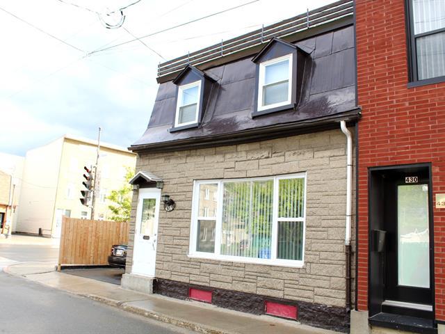 House for sale in Québec (La Cité-Limoilou), Capitale-Nationale, 434, Rue  Victoria, 28165140 - Centris.ca