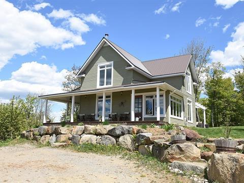 Maison à vendre à Val-David, Laurentides, 3829, 1er rg de Doncaster, 17498045 - Centris.ca