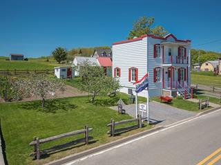 Maison à vendre à Saint-François-de-l'Île-d'Orléans, Capitale-Nationale, 3512, Chemin  Royal, 14086485 - Centris.ca