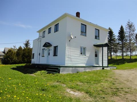 House for sale in Saint-Adelme, Bas-Saint-Laurent, 236, 6e Rang Ouest, 22611004 - Centris