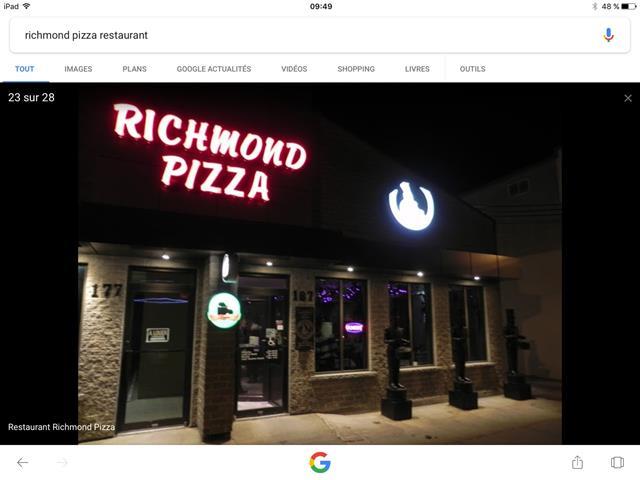 Commerce à vendre à Richmond, Estrie, 187, Rue  Principale Nord, 16665328 - Centris.ca