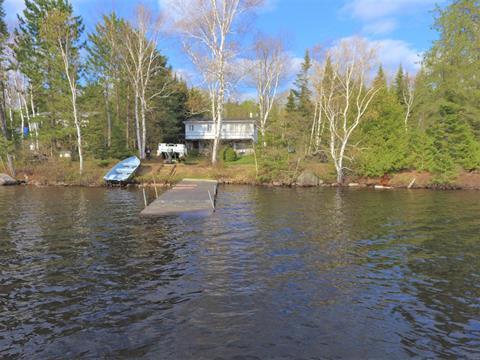 Chalet à vendre à La Tuque, Mauricie, 425, Lac la Tuque, 27180948 - Centris.ca