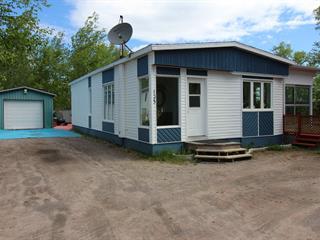 Maison mobile à vendre à Pointe-Lebel, Côte-Nord, 105, 3e Rue, 20503496 - Centris.ca