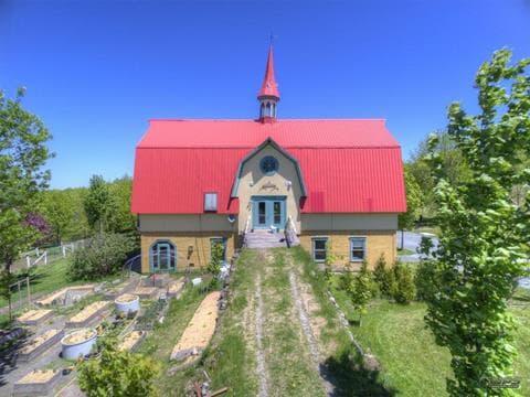 Cottage for sale in Tingwick, Centre-du-Québec, 340, Chemin de Warwick, 13683026 - Centris.ca