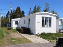 Maison mobile à vendre à Baie-Comeau, Côte-Nord, 3395, Rue  Morel, 23334119 - Centris.ca